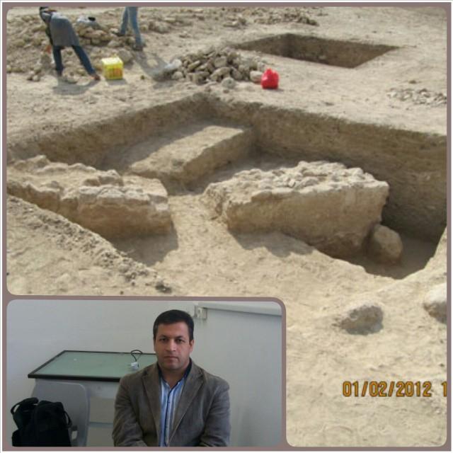 مصاحبه حضوری با دکتر اسدی باستان شناس و کاوش گر منطقه تنب پرگان جناح